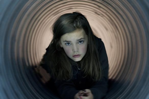 איאה- בתו של אלוהים. צילום כריס דה וויט
