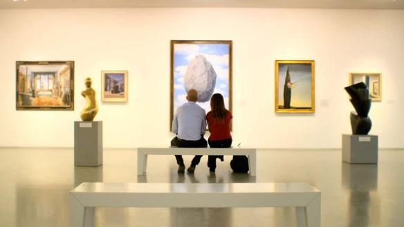 כאן הציורבאתר מוזיאון ישראל